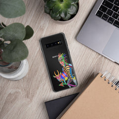 Chupacabra And Goat Samsung Case - Hebkid Art