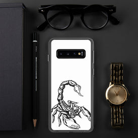 Scorpion Samsung Case - Hebkid Art