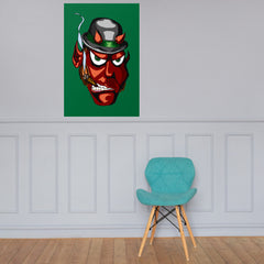 Irish Devil Poster