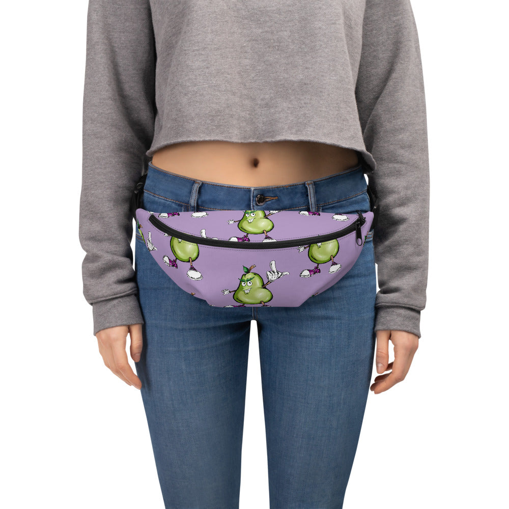 Prickly Pear Fanny Pack - Hebkid Art