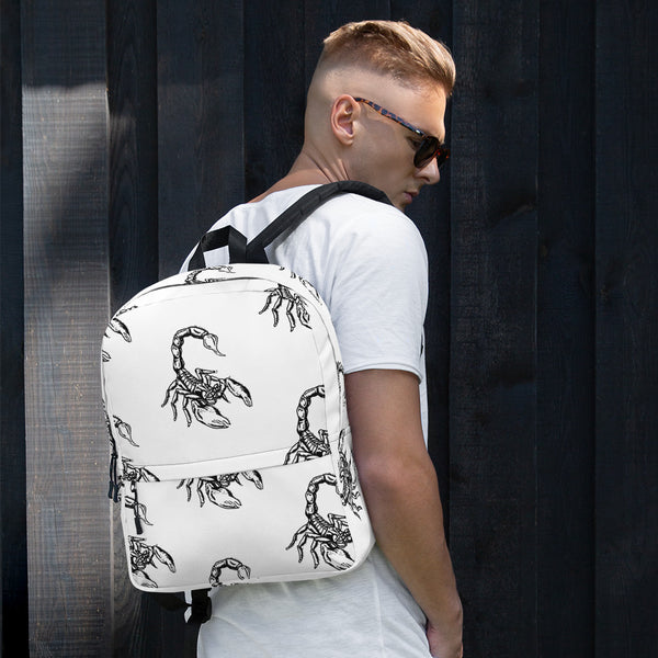 Scorpion Backpack