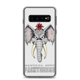 Capital City Pachyderms Samsung Case - Hebkid Art