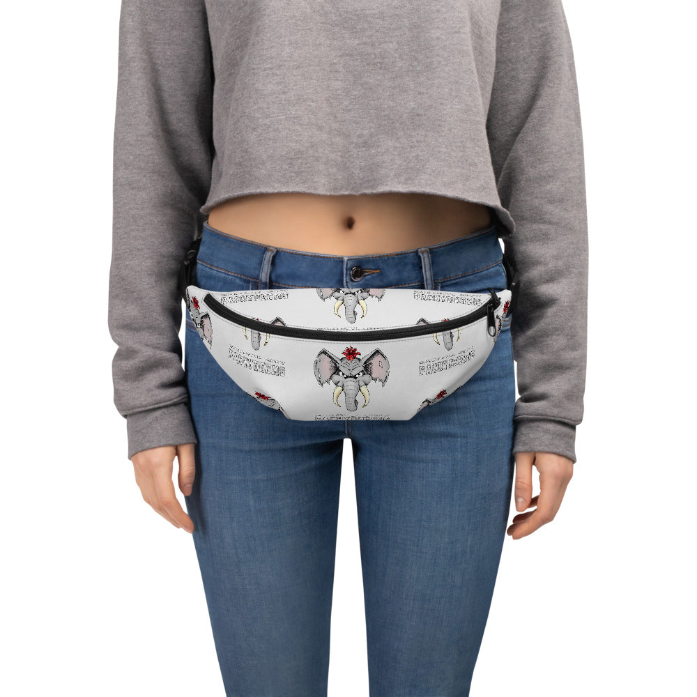 Capital City Pachyderms Fanny Pack
