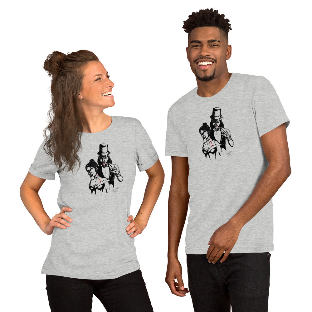 Tasty Short-Sleeve Unisex T-Shirt
