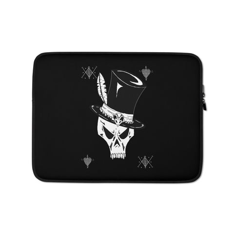 Voodoo King Laptop Sleeve
