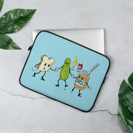 The Peanut Butter Solution Laptop Sleeve