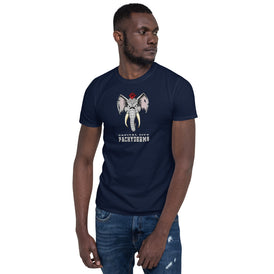 Capital City Pachyderms Short-Sleeve Unisex T-Shirt - Hebkid Art