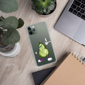 Prickly Pear iPhone Case - Hebkid Art