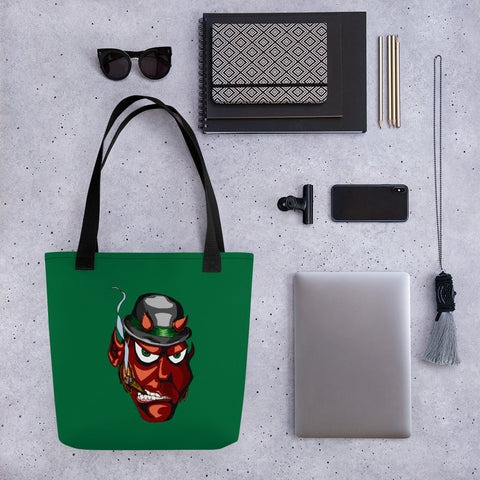 Irish Devil Tote bag