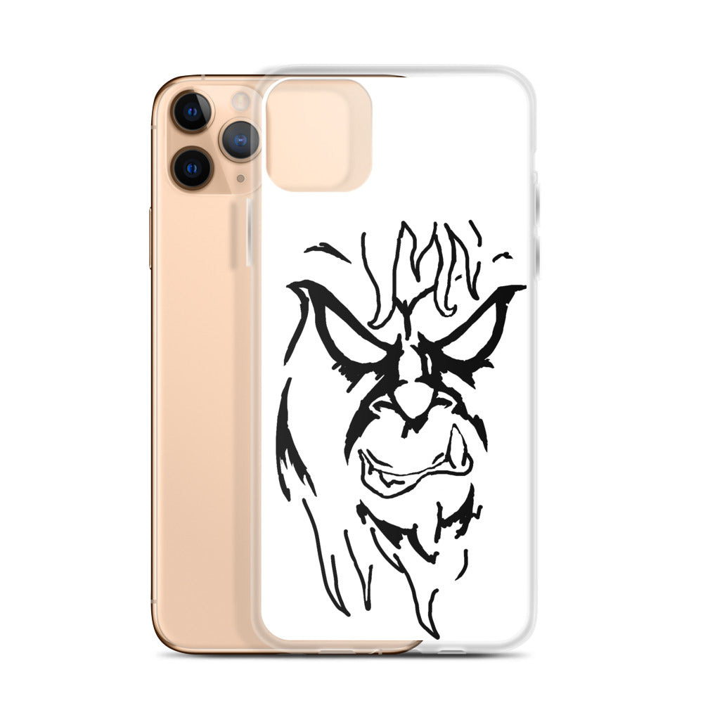 Beware The Bigfoot iPhone Case