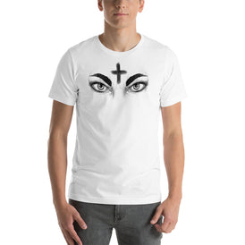 Ash Wednesday Short-Sleeve Unisex T-Shirt - Hebkid Art