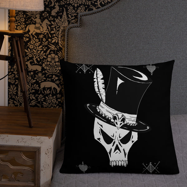 Voodoo King Premium Pillow