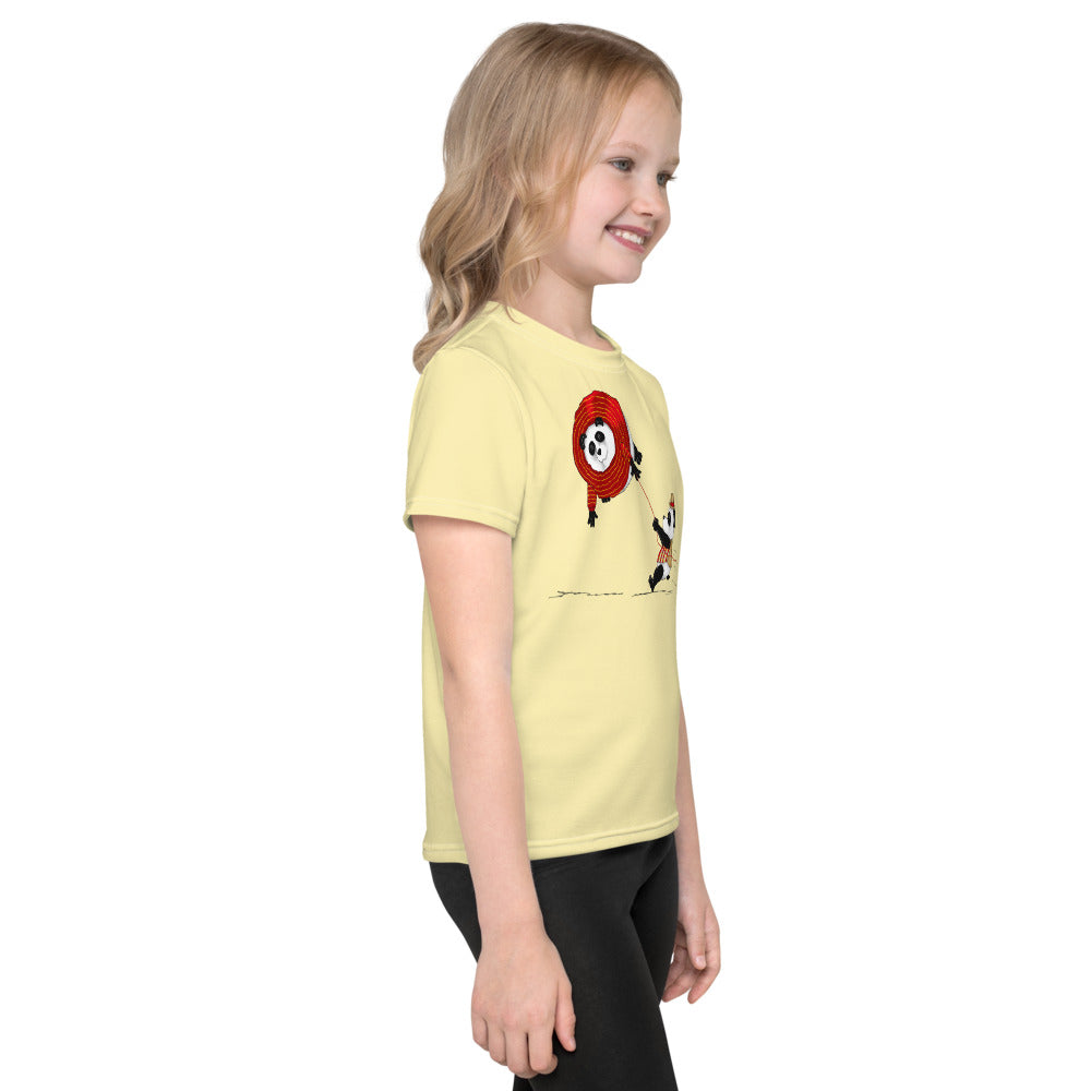 A Friend In Need Kids T-Shirt