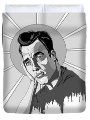 Saint Jack - Duvet Cover - Hebkid Art