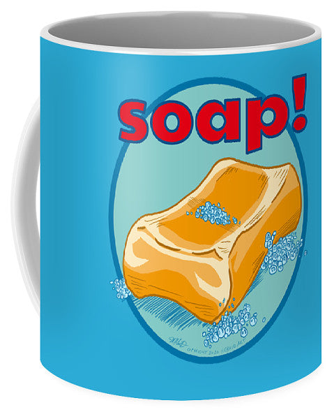 Soap - Mug - Hebkid Art