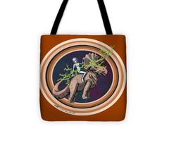 The Rings Of Saturn - Tote Bag - Hebkid Art