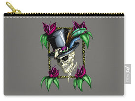 Voodoo King - Carry-All Pouch - Hebkid Art