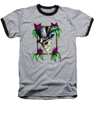 Voodoo King - Baseball T-Shirt