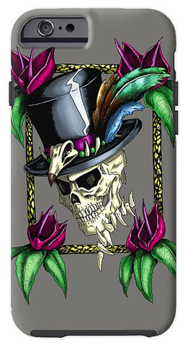 Voodoo King - Phone Case - Hebkid Art