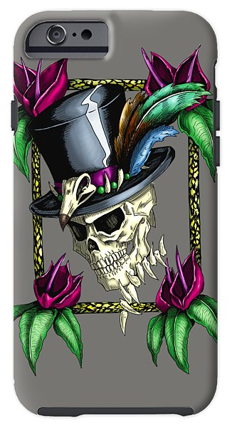 Voodoo King - Phone Case