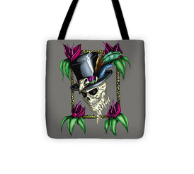 Voodoo King - Tote Bag - Hebkid Art
