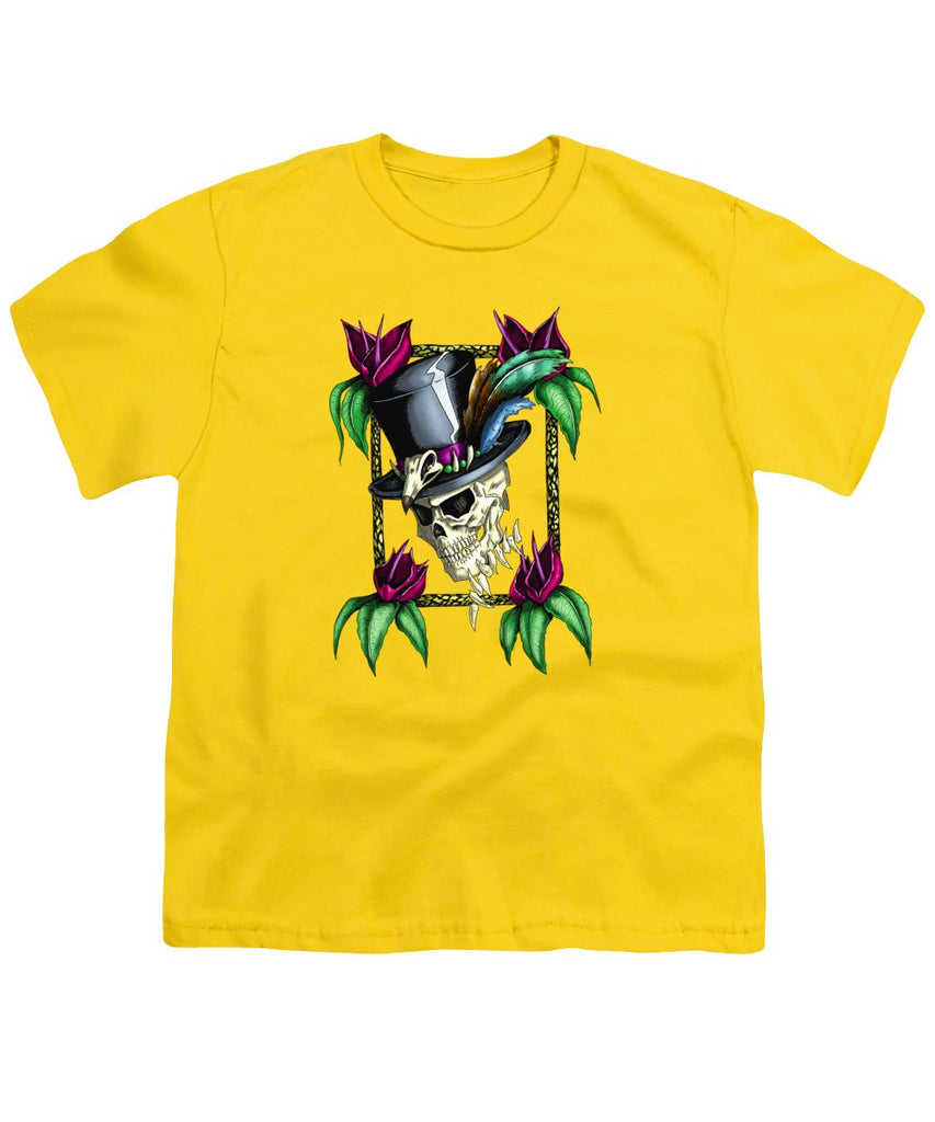 Voodoo King - Youth T-Shirt - Hebkid Art