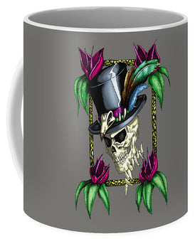 Voodoo King - Mug - Hebkid Art