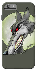 Wolf Moon - Phone Case - Hebkid Art