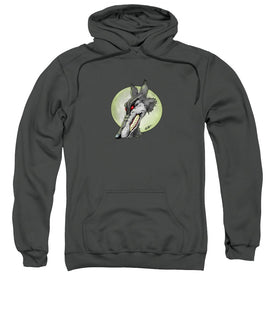 Wolf Moon - Sweatshirt - Hebkid Art