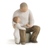 Grandfather Figurine by Willow Tree