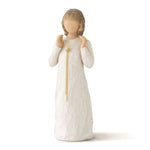 Truly Golden Figurine by Willow Tree