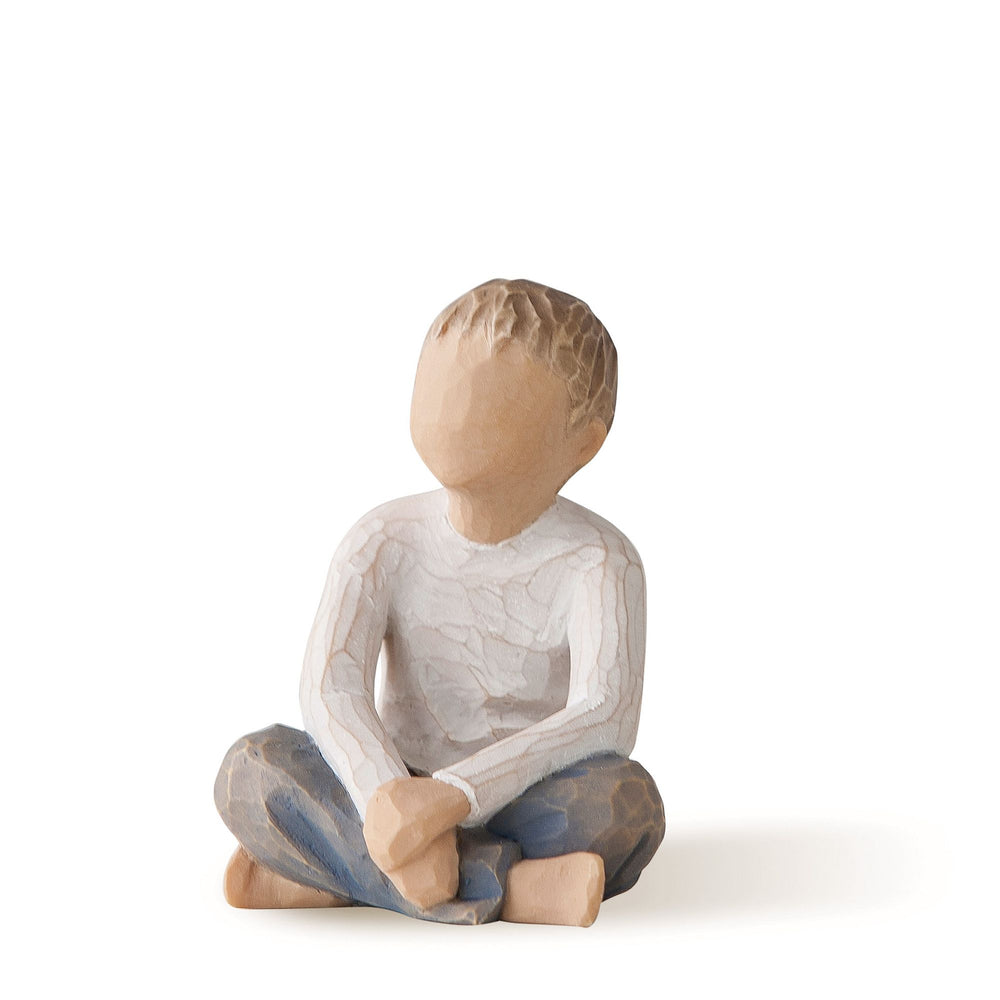 Imaginative Child Figurine by Willow Tree