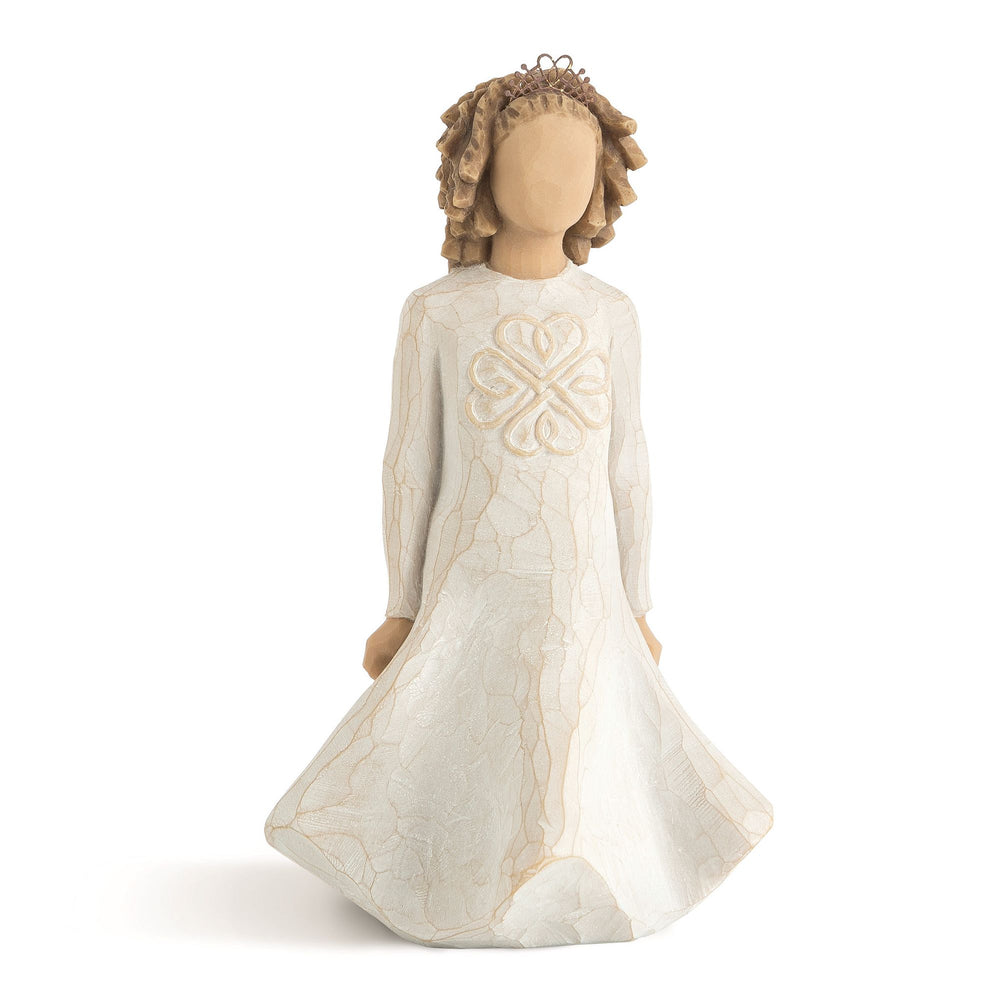 Irish Charm Figurine by Willow Tree