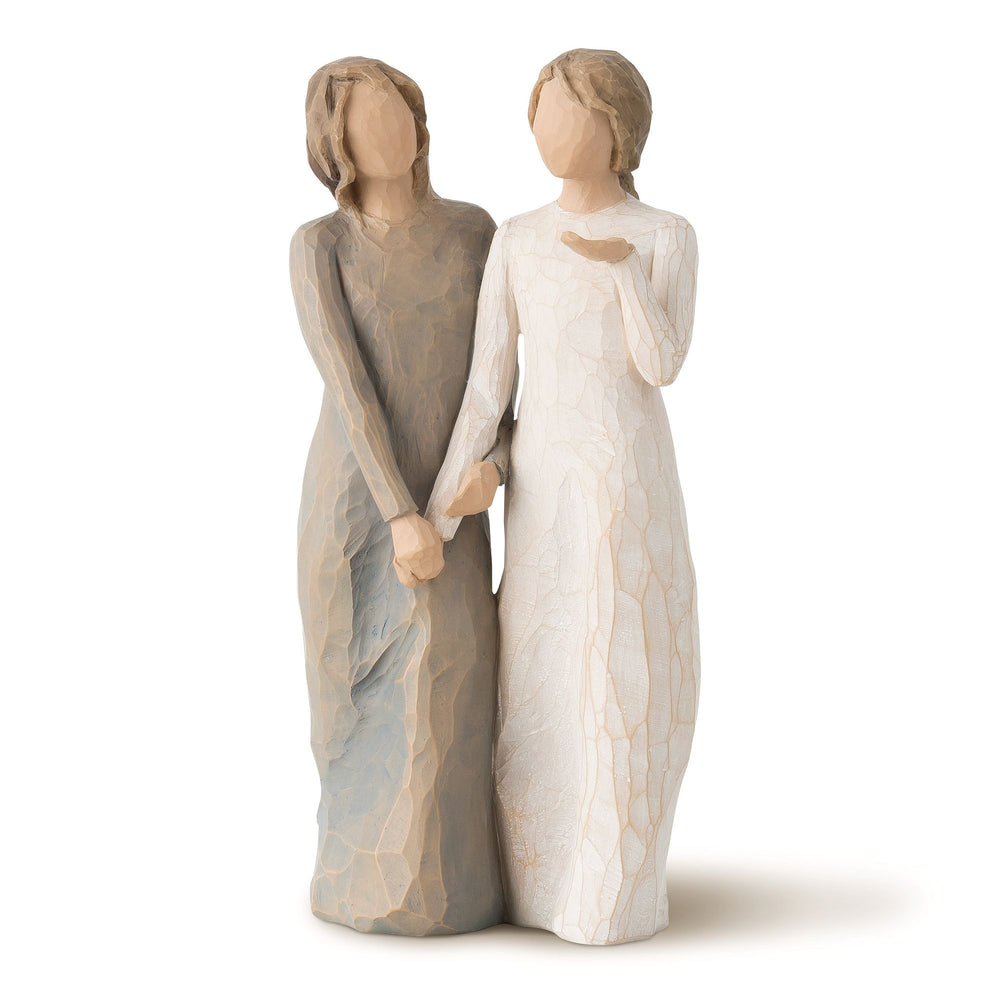 My sister, my friend Figurine by Willow Tree