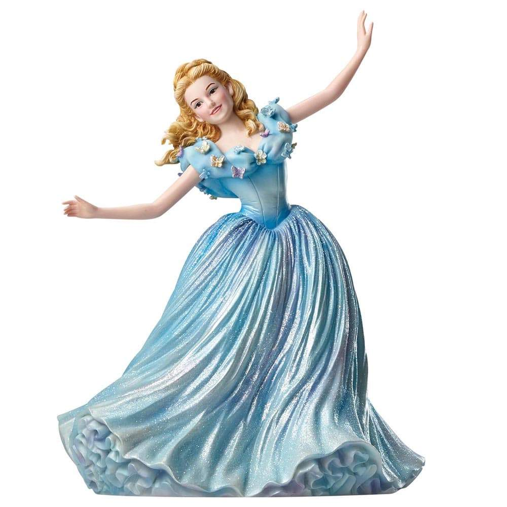 Live Action Cinderella Figurine by Disney Showcase