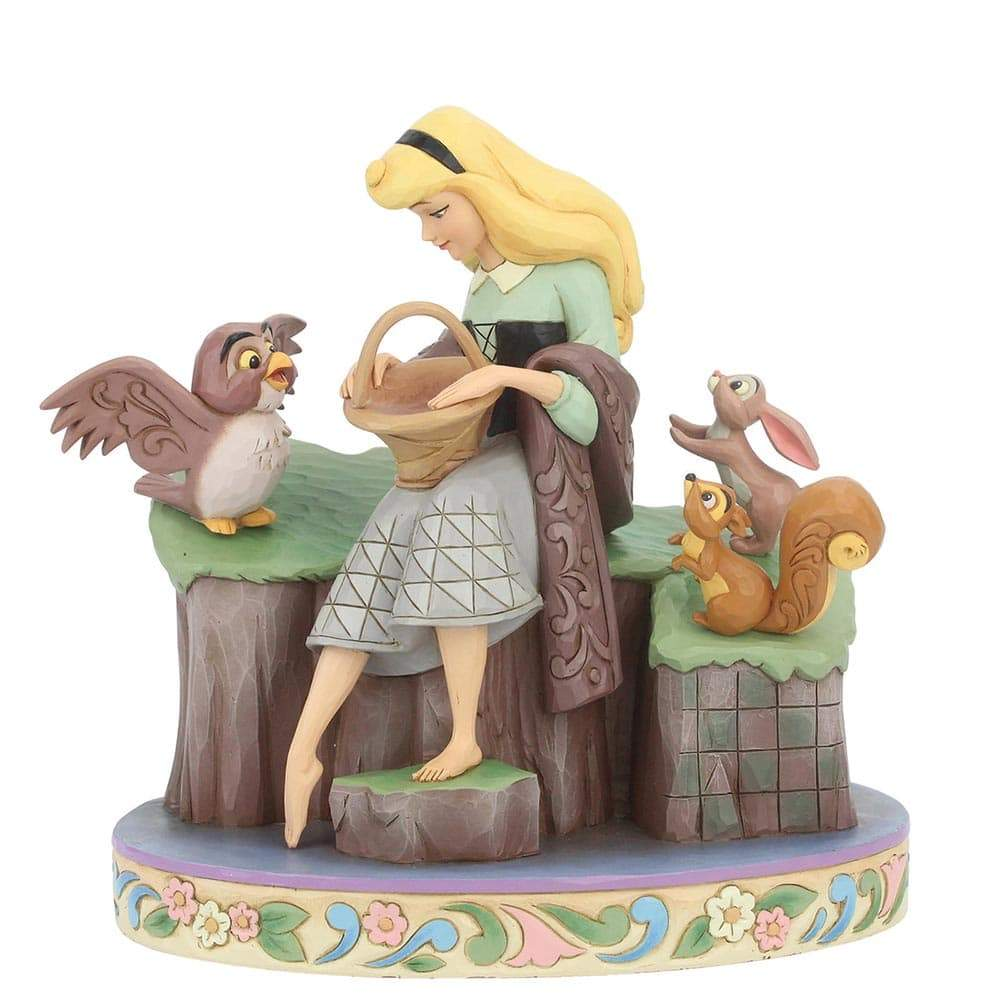 Beauty Rare - Sleeping Beauty Figurine - Disney Traditions by Jim Shore