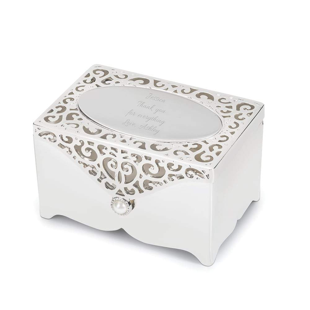 Filigree Keepsake Box PRE-ORDER