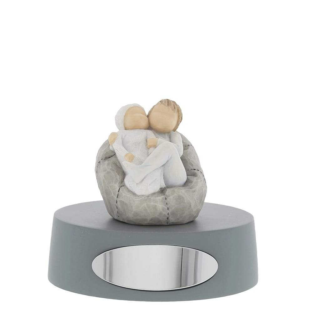 My New Baby (Sky) Figurine by Willow Tree