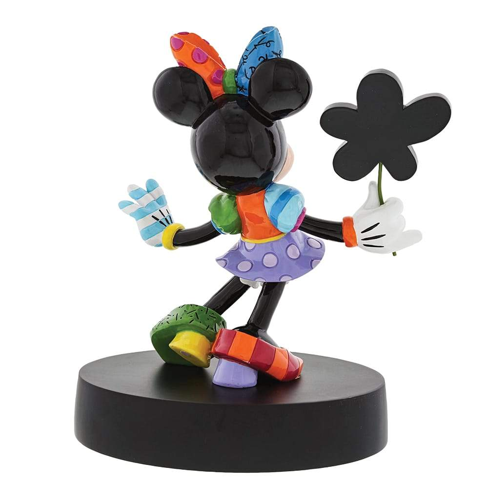 Minnie Mouse with Flowers Figurine by Disney Britto