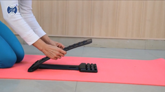 How to use your back stretcher pro