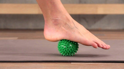 acupressure ball for feet