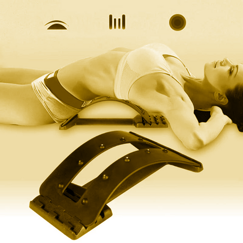how long should you use a back stretcher