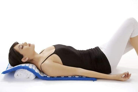 can you meditate on an acupressure mat?