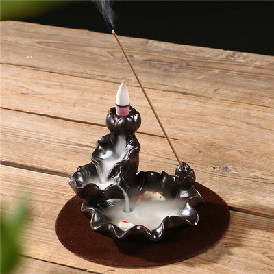 Pond Incense Burner