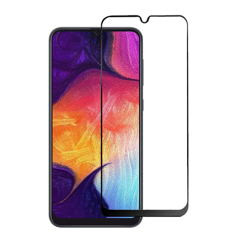 Samsung Galaxy A50 A30 A20 - Ceramics Screen Protector 3D Curved - Full Cover - Shutter Proof