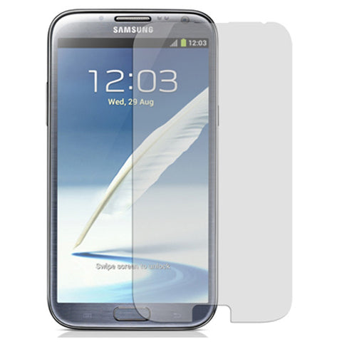 Samsung Galaxy Note 2 - Screen Protector TPU Film - HD Clear