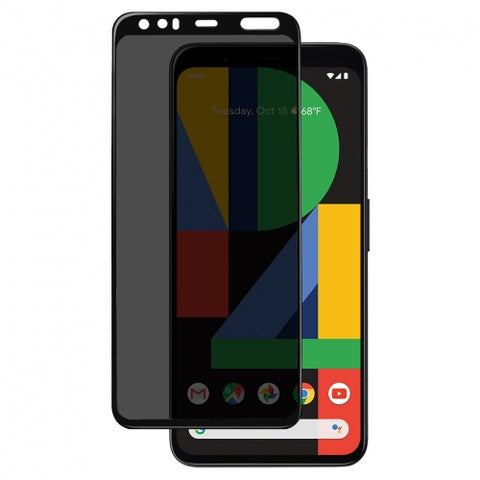 Google Pixel 4 - Privacy Screen Protector 3D Tempered Glass