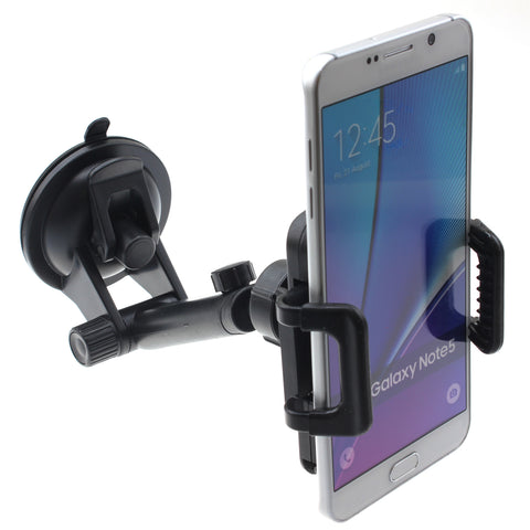 Car Mount for Dashboard and Windshield - Telescopic Arm - Fonus J92