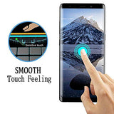 Samsung Galaxy Note 9 - Privacy Screen Protector - Tempered Glass - 3D Full Cover
