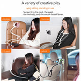 Lazy Neck Phone Holder Desktop Stand - L90